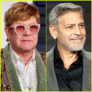 Elton John Applauds George Clooney039s Boycott Of Sultan Of Brunei039s Hotels