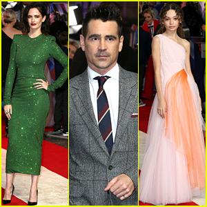 Colin Farrell, Eva Green, & 'Dumbo' Stars Attend UK Premiere!