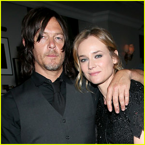 Norman Reedus Details His Baby's Latest Milestone: 'Rolling All Over the Floor Like a Drunk'