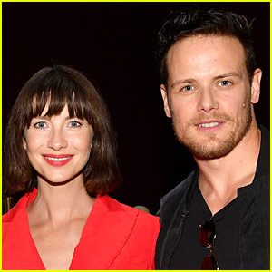 Sam Heughan Photos, News, and Videos | Just Jared | Page 2