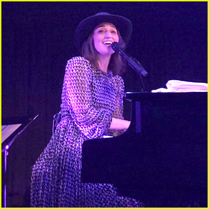 Sara Bareilles Launches Mini-Tour in SF, Debuts Tons of New Songs