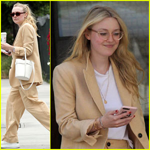de4293a503578a Dakota Fanning Photos, News and Videos | Just Jared