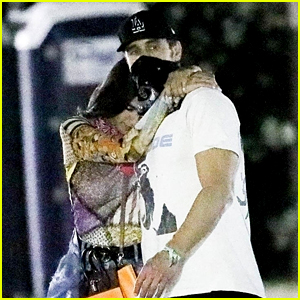 James Franco Sticks Close to Girlfriend Isabel Pakzad at Coachella Weekend Two