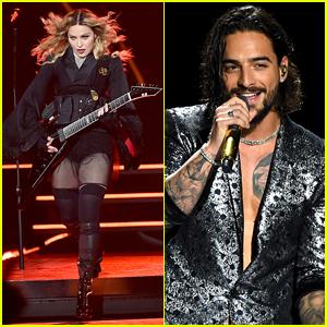 Madonna & Maluma to Perform 'Medellín' at Billboard Music Awards 2019
