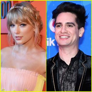 Taylor Swift Announces New Song 'Me!' with Brendon Urie!