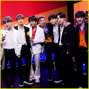 BTS Performs 'Boy with Luv' on 'The Voice' Finale - Watch Video!