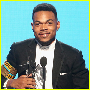 Chance the Rapper Surprises Crowd With a Stand-Up Comedy Set - Watch!