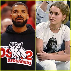 What's Going On Between Drake & Mallory Edens? Here's What You Need to Know