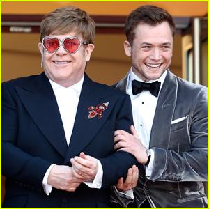 Elton John Defends Taron Egerton's Role in 'Rocketman'