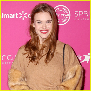 Holland Roden Photos, News and Videos | Just Jared