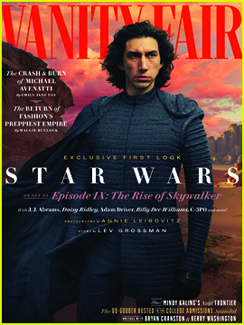 Adam Driver & Daisy Ridley Talk 'Star Wars: The Rise of Skywalker' - First Look From the Set!