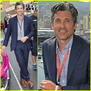 Patrick Dempsey Photos News And Videos Just Jared