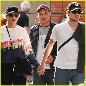 Taylor Swift & Joe Alwyn Hold Hands in Paris - New Photos!
