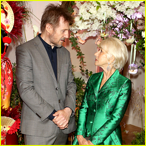 Liam Neeson Photos, News and Videos | Just Jared