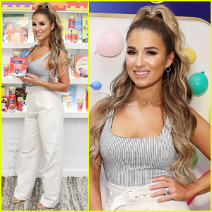 Jessie James Decker Says 5-Year-Old Daughter Loves Online Shopping!