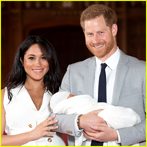 Meghan Markle & Prince Harry Share New Photo of Baby Archie for Father's Day!
