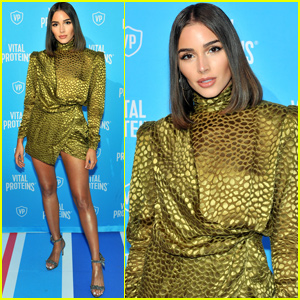 Olivia Culpo Gets Her Glow on at 'Vital Proteins' Launch Party!