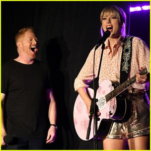 Taylor Swift Surprises Fans at