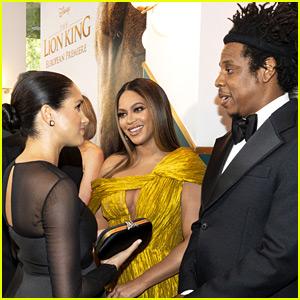 Did Beyonce Break Royal Protocol Before Meeting Meghan Markle & Prince Harry?