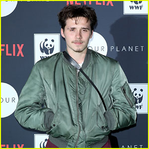 Brooklyn Beckham Makes Directorial Debut With JAWS' 'End of the World' Music Video - Watch!