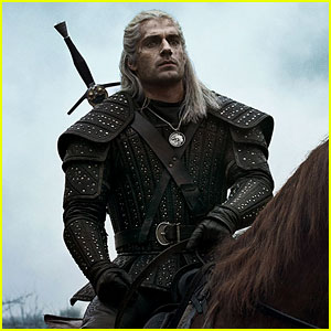 Henry Cavill Reveals Netflix's 'The Witcher' Trailer at Comic-Con - Watch Now!