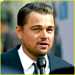 Leonardo DiCaprio Reveals the New TV Show He's Watching!