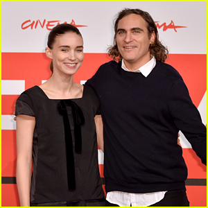 Joaquin Phoenix & Rooney Mara Are Engaged After 3 Years of Dating (Report)