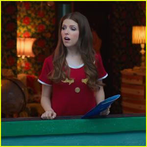 Anna Kendrick Stars as Santa's Daughter in 'Noelle' Trailer - Watch Now!