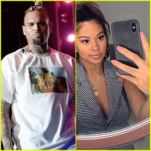 Chris Brown & Ex Ammika Harris Expecting a Baby Boy Together! (Report)