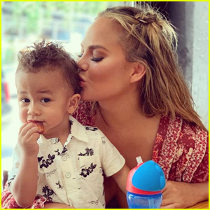 Chrissy Teigen Is Surprised By Son Miles' Personality: 'He's Insane!'