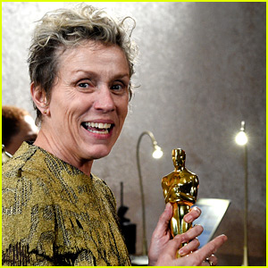 Man Who Allegedly Stole Frances McDormand's Oscar Gets Charges Dropped for This Reason