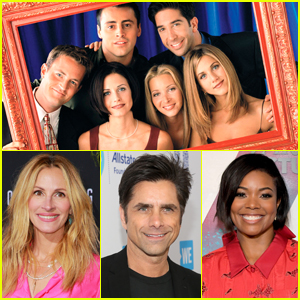 20 Celebrities You Didn't Realize Guest-Starred on 'Friends'!