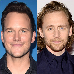 Chris Pratt Reacts to That Viral Broadway Review of Marvel Co-Star Tom Hiddleston