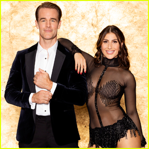 James Van Der Beek Gets the Top Score During 'DWTS' Week 1 - Watch Now!