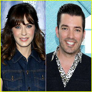 Jonathan Scott Says Dating Zooey Deschanel Is a 'Pleasant Surprise'