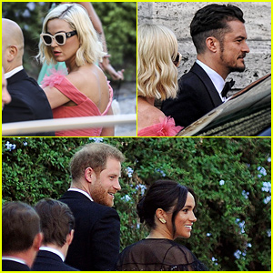 Katy Perry & Orlando Bloom Attend Misha Nonoo's Wedding With Meghan Markle, Prince Harry, & More!