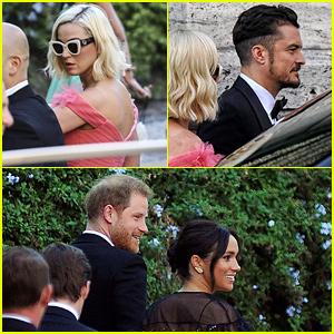 Katy Perry & Orlando Bloom Attend Misha Nonoo's Wedding With Meghan Markle, Prince Harry, & More!