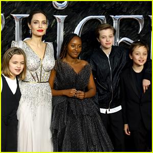 Shiloh Jolie Pitt Photos News And Videos Just Jared