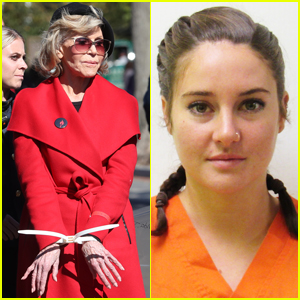 These Celebrities Were All Arrested While Protesting (Including One Celeb Who Was Protested Twice in the Last 2 Weeks!)