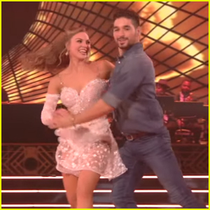 Hannah Brown Goes Country with Her Samba on 'DWTS' Week 6 - Watch Now!