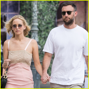 Jennifer Lawrence Marries Cooke Maroney in Star-Studded Wedding in Rhode Island!