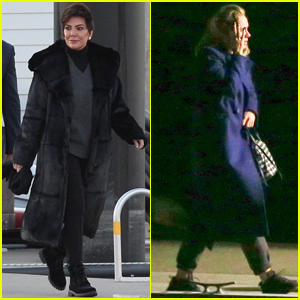 Kris Jenner, Adele, & More Stars Attend Jennifer Lawrence & Cooke Maroney's Rehearsal Dinner in Rhode Island!