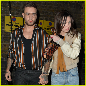 Liam Payne & Girlfriend Maya Henry Hold Hands During Night Out in London
