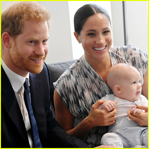 Prince Harry & Meghan Markle to Take Break for Royal Duties & Bring Archie to United States!