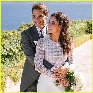 Rafael Nadal & Xisca Perello's Wedding Photos Released!