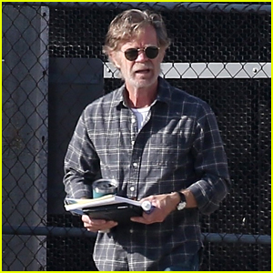 William H. Macy Is Working on 'Shameless' While Wife Felicity Huffman Serves Prison Sentence