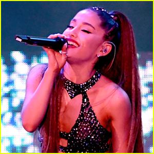 Ariana Grande Updates Fans On