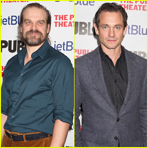 David Harbour, Hugh Dancy & More Support Opening Night of 'A Bright Room Called Day'!