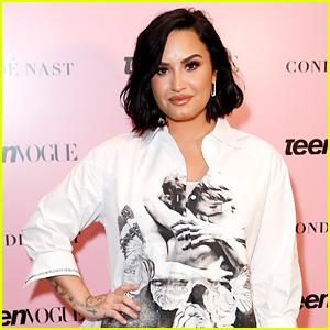 Demi Lovato Gets Candid in