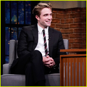 Robert Pattinson Reveals the Unusual Way He Passed the Time While Filming in Nova Scotia
